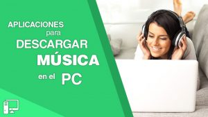 apps descargar musica pc gratis