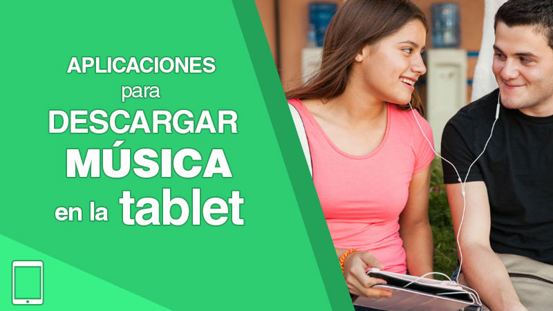 apps descargar musica tablet