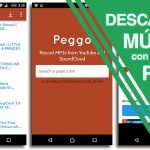 Descargar música para Android con Peggo Tv