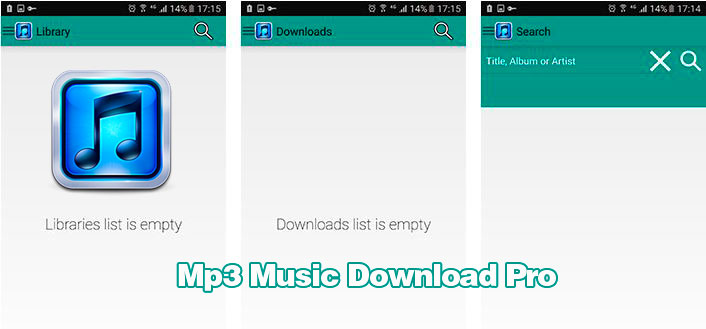 descargar musica mp3 apk pc