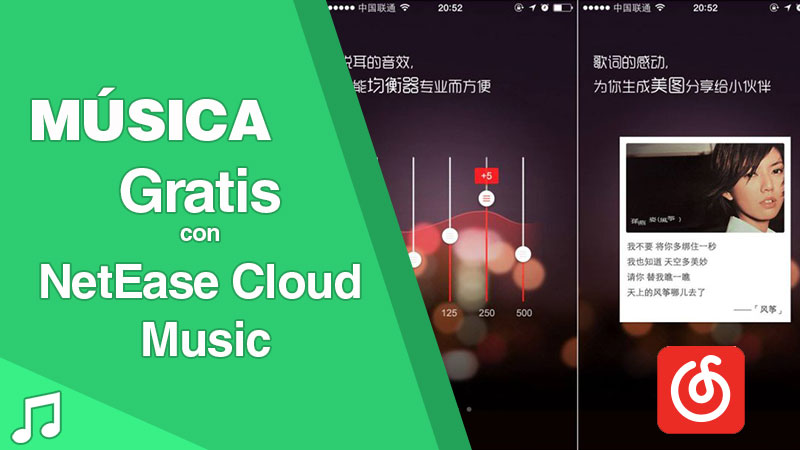 musica gratis netease cloud music